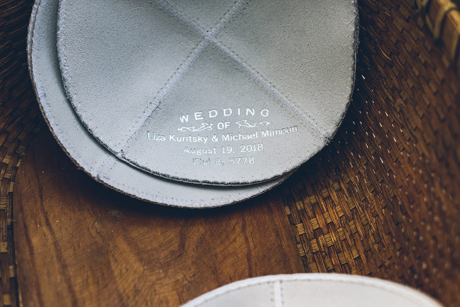 Wedding detail