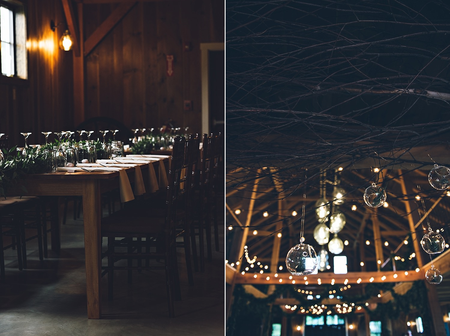 bellevue barn wedding details